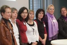 Foto der Kursleiterinnen beim KitaStart Fachtag 2009